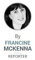 Francine McKenna - Reporter 1